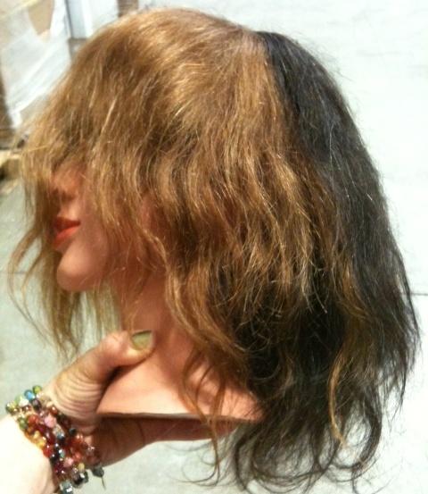 Marianna Color Manikin Head Cosmetology Mannequin Head 14119 Nicole